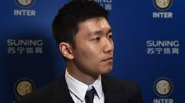Zhang carica l'Inter: «Vogliamo vincere»