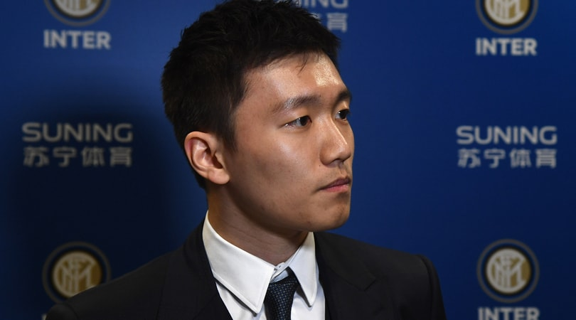 "Zhang: ""Icardi? Bravo ragazzo, spero si diverta al Psg"""