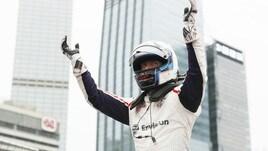 ePrix Hong Kong, Bird conquista la vittoria