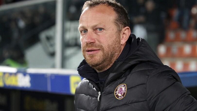 Serie B Livorno, Breda: «Serve fare punti, non calcoli»