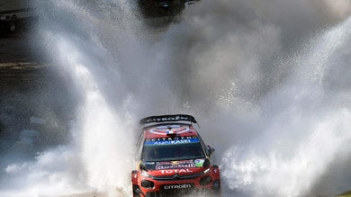 Rally Messico, Ogier e Ingrassia aumentano il vantaggio