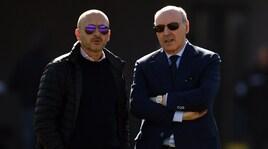 Inter, Marotta:«Giusto essere intransigenti con Icardi»