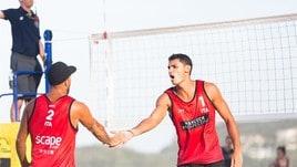 Beach Volley: Torneo di Sidney: Rossi-Carambula in finale