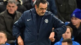 Premier League: Hazard salva Sarri, poker Liverpool. L'Arsenal piega lo United