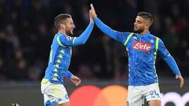 Diretta Sassuolo-Napoli ore 18: formazioni ufficiali e dove vederla in tv