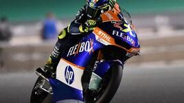 Moto2 Qatar: trionfo per Baldassarri, podio per Luthi e Schrotter