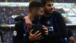 Inter: Politano e Gagliardini stendono la Spal