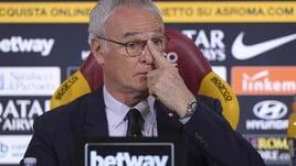 Roma, Ranieri fa impazzire i tifosi: «Con Clau-Dio sarà Champions»