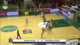 Sidigas Avellino-Openjobmetis Varese 76-71