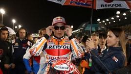 MotoGp Qatar, Marquez: «E' stata dura, felice per i 20 punti»