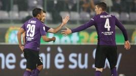 Fiorentina, contro il Torino a trazione anteriore