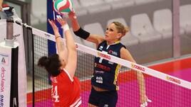 Volley: A2 Femminile, Perugia cade in casa nel derby con Orvieto