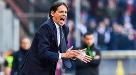 Inzaghi: «Lazio, sono deluso. E' un pareggio inutile»
