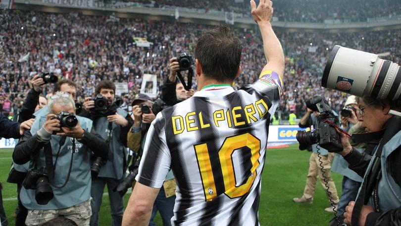 Del Piero ricorda l'addio alla Juve:
