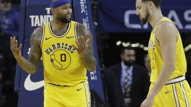 NBA: ko Durant e i Warriors. Belinelli, 16 punti e San Antonio batte Milwaukee