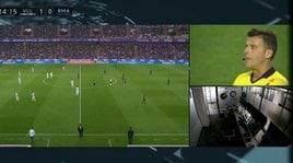 Liga, bufera Var: Valladolid-Real, l'arbitro annulla due gol ma la sala è vuota