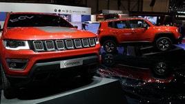 Salone di Ginevra 2019: le nuove ibride Jeep Compass e Renegade