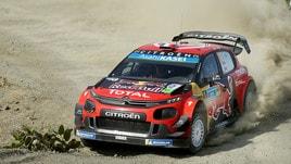 Rally Messico: vittoria per Ogier, Tanak resta leader