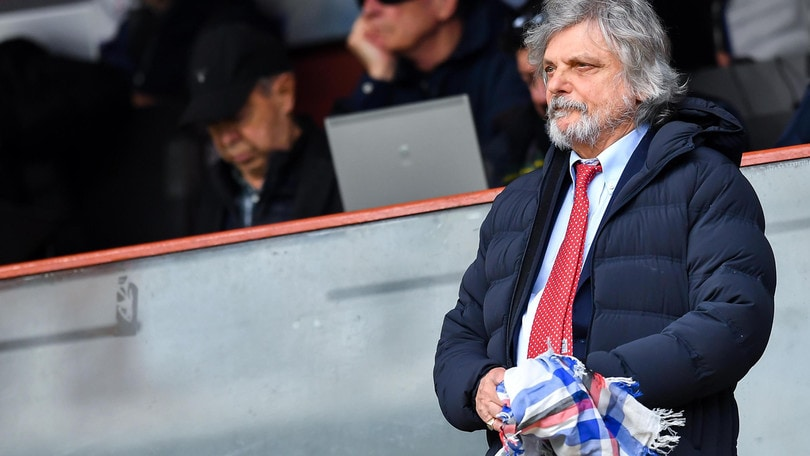 Serie A Sampdoria, Ferrero: «La reazione di Gasperini è stata antisportiva»