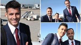 Champions League, l'Atletico è a Torino e avvisa la Juve: «Non vediamo l'ora»