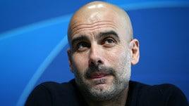 Guardiola: «In Champions abbiamo poca esperienza. Dobbiamo fare attenzione»