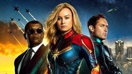 Captain Marvel: incassi da capogiro per il primo weekend