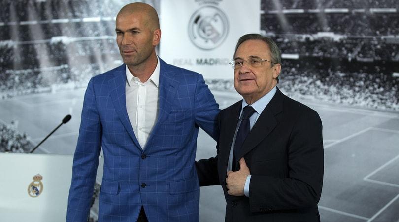Zidane al Real Madrid: il clamoroso ritorno è ufficiale