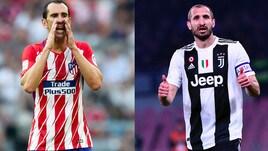 Top 10 difese in Europa, ci sono tre italiane: la Juventus 'pareggia' con l'Atletico