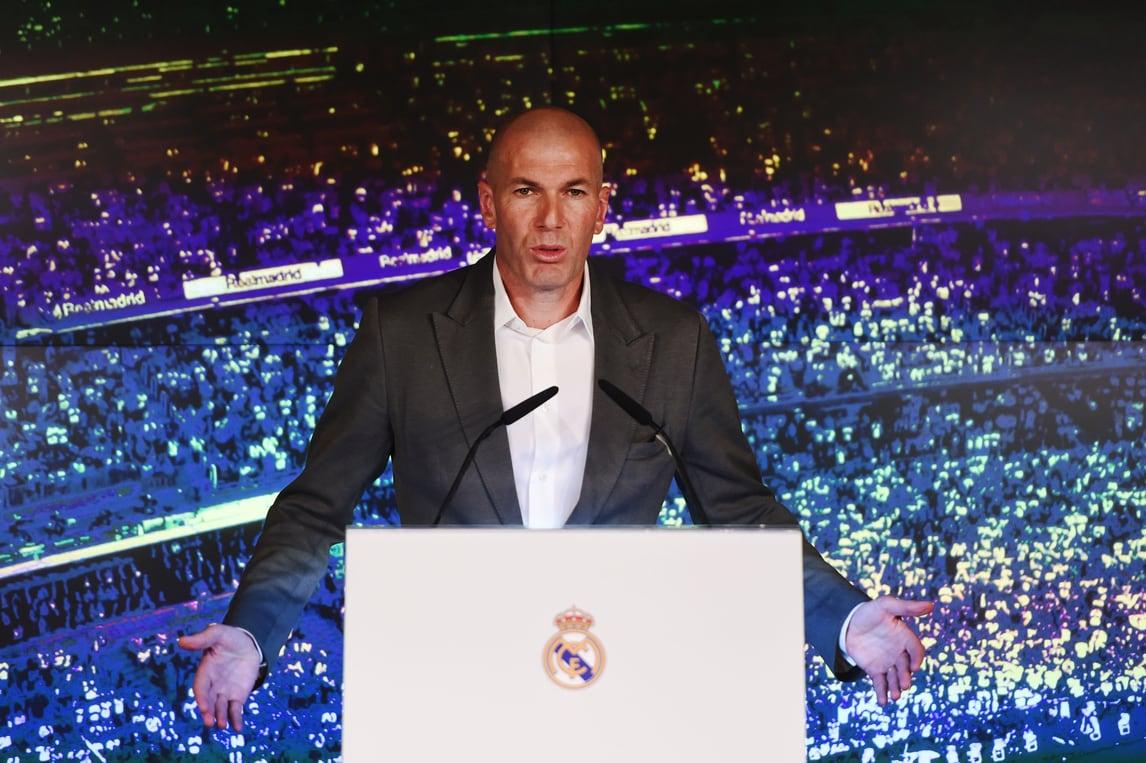 Zidane 'snobba' la Juve: «Volevo solo il Real Madrid. Ritorno di Ronaldo? Ora non ne parlo»