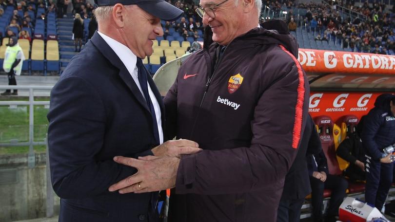 Serie A Empoli, Iachini: «Peccato, abbiamo concesso pochissimo»