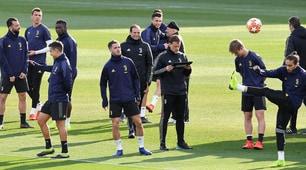 Juve-Atletico Madrid, la probabile formazione di Allegri