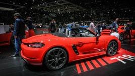 Porsche Macan e Boxster, Blume apre al futuro elettrico