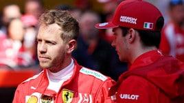 F1 Ferrari, Vettel: «A Melbourne ho grandi ricordi»