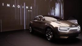 Salone di Ginevra 2019: KIA Imagine, concept futuro