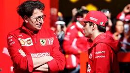 F1 Ferrari, Binotto: «Dobbiamo mettere in difficoltà la Mercedes»