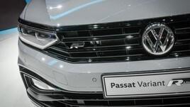 Volkswagen Passat restyling: foto da Ginevra