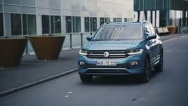 Salone di Ginevra 2019: Volkswagen T-Cross, la cittadina