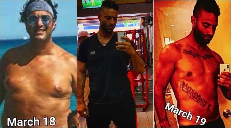 Mido, che fisico: ha perso più di 50 chili in un anno