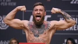 UFC, McGregor arrestato per furto e danneggiamento
