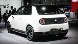 Honda e-Prototype, a Ginevra la concept elettrica