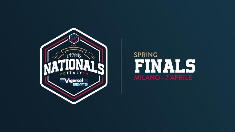 Vigorsol entra negli esports: sarà title sponsor del PG Nationals