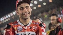 MotoGp Ducati, Petrucci: «Prima ci accusano, poi ci copiano»
