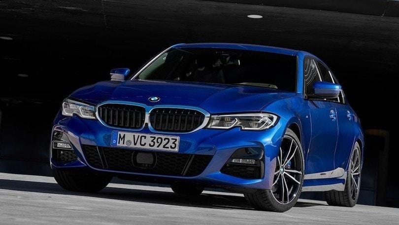 La nuova BMW M3 sfida l'Alfa Romeo Giulia Quadrifoglio