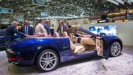 Al Salone di Ginevra sbarca la Touring Superleggera Sciàdipersia Cabriolet