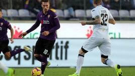 Serie A Fiorentina, Pjaca: l'intervento chirurgico fissato per venerdì