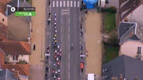 Parigi-Nizza, 3ª tappa a Bennett: Aru si ritira