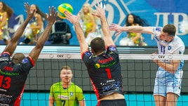 Volley: Champions League, Civitanova espugna Mosca in cinque set