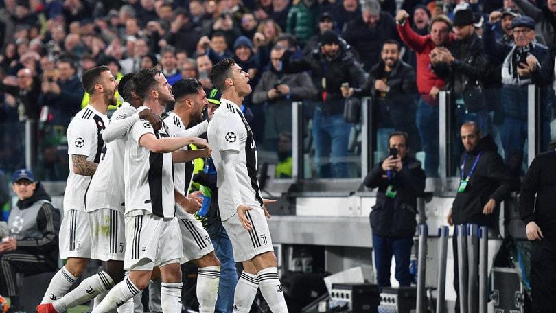 Champions Calendario Juve.Champions League Juventus Atletico Madrid 3 0 Il Tabellino