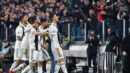 Champions League Juventus-Atletico Madrid 3-0, il tabellino