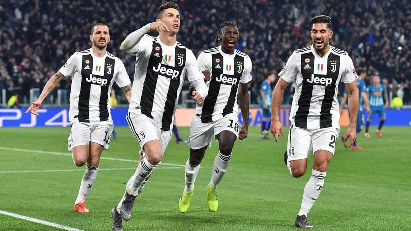 Juventus: gesto Ronaldo sotto inchiesta, rischia squalifica in Champions